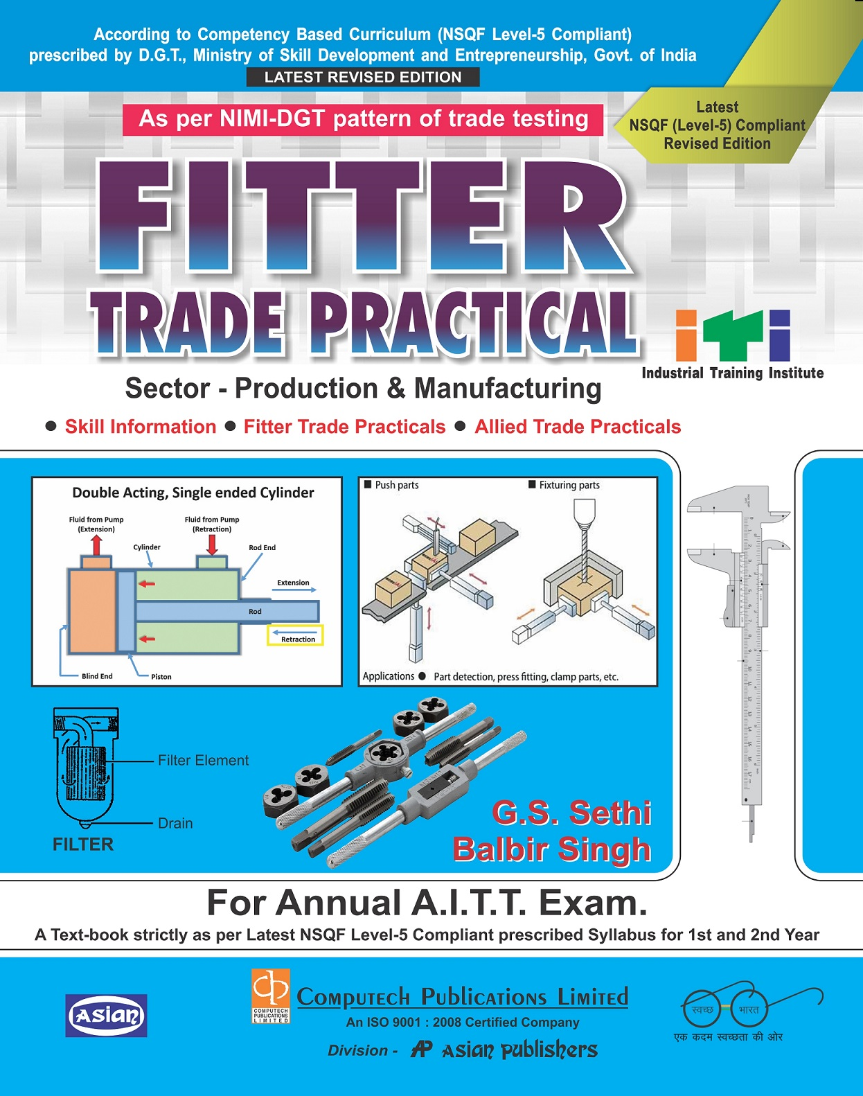 Fitter Theory Book